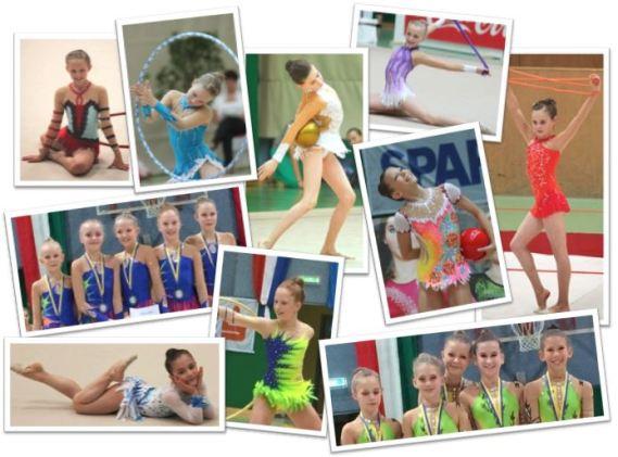 Leistungszentrum Wiener Neustadt Rhythmische Gymnastik
